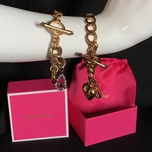 Women S Juicy Couture Charms Bracelets Amp Necklaces Poshmark